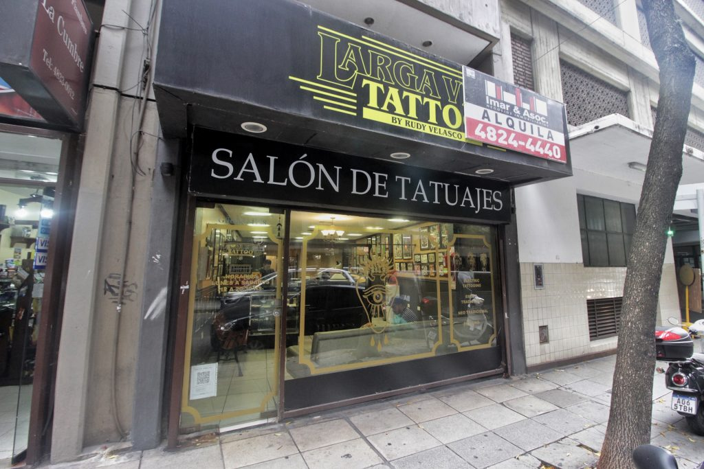 ALQUILER LOCAL COMERCIAL – Guemes 4100 – Palermo